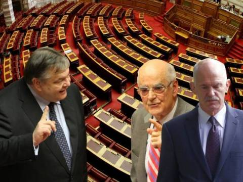 All the dialogue Venizelos-GAP after vote for the multi-bill