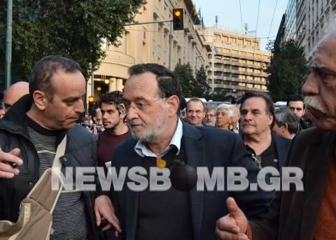 Λαφαζάνης: Η Ελλάδα δεν πρόκειται να γίνει «μπανανία» (video)
