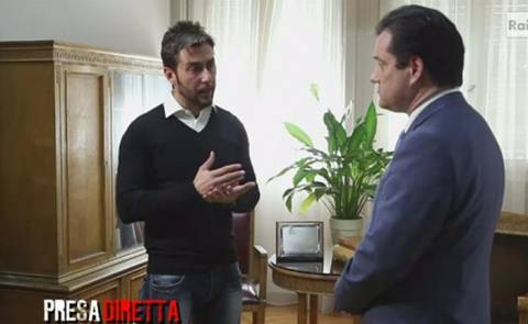 Στην ιταλική TV η ένδεια στην δημόσια υγεία