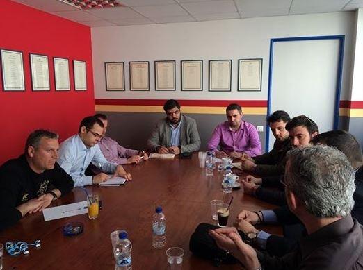 ΟΝΝΕΔ: Συνάντηση με τις Ενώσεις Αστυνομικών Υπαλλήλων Αττικής