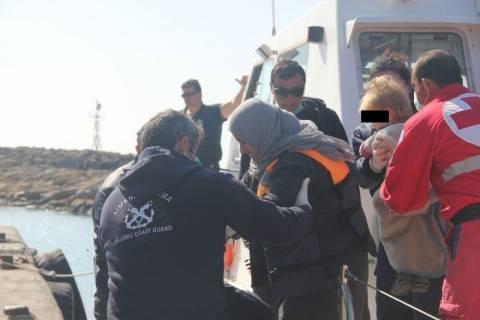Κρήτη: Στα Χανιά οι 345 διασωθέντες αλλοδαποί (pics)