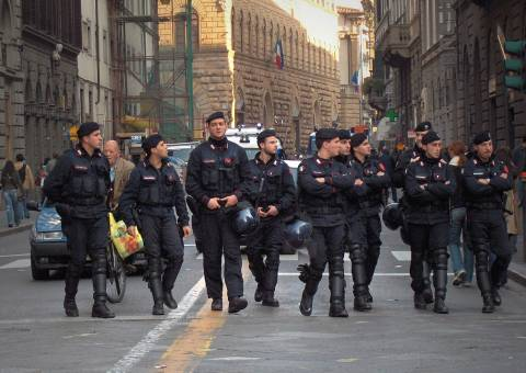 Ιταλία: Εξάρθρωση αποσχιστικής οργάνωσης που έκρυβε… τανκ!