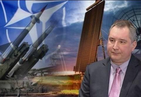 НАТО готовит «холодную войну», Рогозин советует не замерзнуть