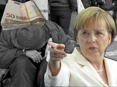 Κατώτατος μισθός Ελλάδα: 580 - Κατώτατος μισθός Γερμανία: 1350