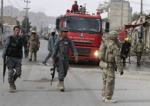 Αφγανιστάν-Επίθεση των Ταλιμπάν στην οικία του υπ. Εσωτερικών-7νεκροί