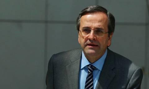 Σαμαράς: Δεν έχει θέση στην κυβέρνηση ο Π. Μπαλτάκος