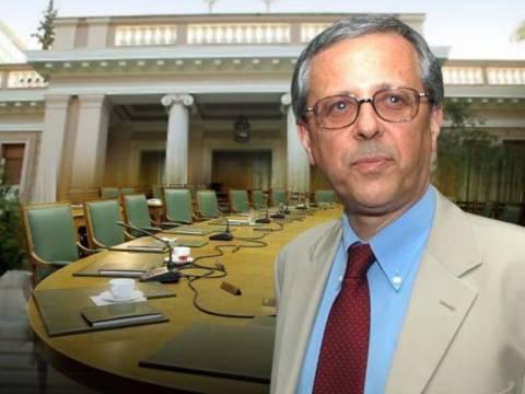 Παραιτήθηκε από τη θέση του γ.γ της κυβέρνησης ο Μπαλτάκος