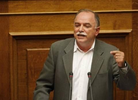 Παπαδημούλης:Εγείρεται μείζον θέμα για τη δημοκρατία και την κυβέρνηση