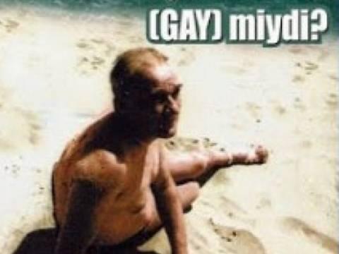«Ομοφυλόφιλος ο Κεμάλ Ατατούρκ;»