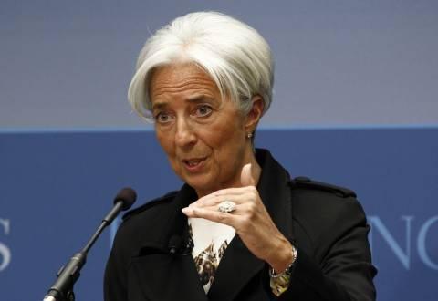 Λαγκάρντ: Να εφαρμόσει ακόμη πιο «χαλαρή» νομισματική πολιτική η ΕΚΤ