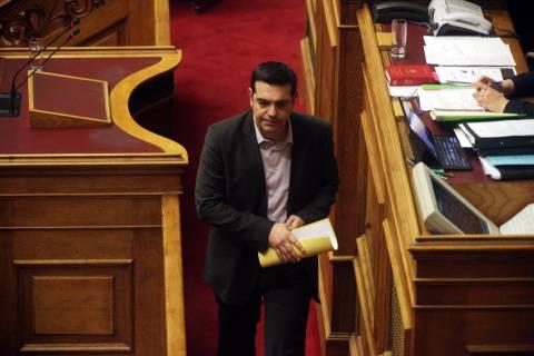Ο Τσίπρας πάει στη Βουλή το θέμα Μπαλτάκου