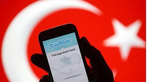 Τουρκία: Συνεχίζεται ο αποκλεισμός του Twitter