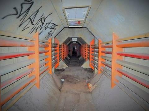 Τι ανακάλυψε ένας φωτογράφος μέσα σε ένα σκοτεινό τούνελ; (εικόνες)