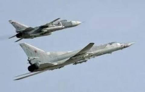 Αυξάνονται τα ρωσικά αεροσκάφη πάνω από τη Βαλτική