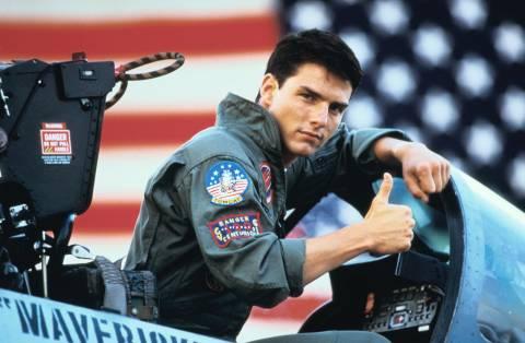 Έρχεται το «Top Gun 2» - «Ψήνεται» ο Τομ Κρουζ