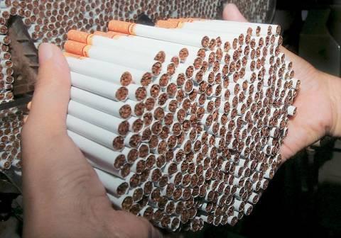 Στη… φάκα τρεις γυναίκες στη Θεσσαλονίκη για λαθρεμπόριο τσιγάρων