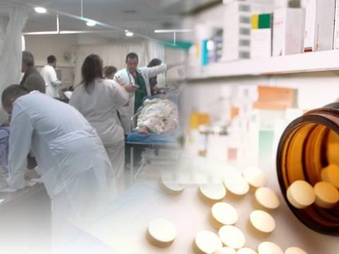 Διόρθωση της φαρμακευτικής και νοσοκομειακής δαπάνης ζητά ο ΣΦΕΕ