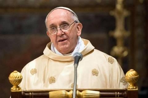 Πάπας: Η φτώχεια χωρίς ιδεολογία είναι σημαία του Ευαγγελίου