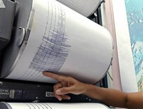Σεισμός στην Ύδρα: Δείτε πώς τον κατέγραψε ο σεισμογράφος