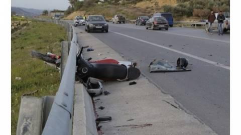 Κρήτη: Θρήνος στη Μεσαρά για τον 40χρονο που χάθηκε στο τροχαίο