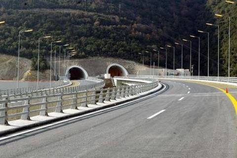 Εθνική Οδός: Κλειστό την Τετάρτη το τμήμα Βέροιας-Πολυμύλου