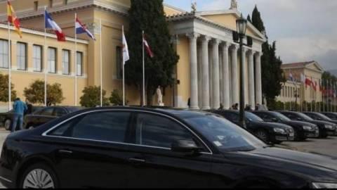 Ζάππειο Μέγαρο: Ολοκληρώνονται οι εργασίες του άτυπου Συμβουλίου
