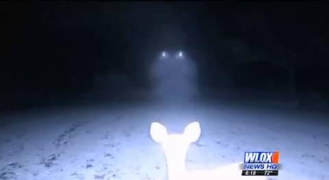 Υπέρυθρη κάμερα καταγράφει ούφο! (βίντεο)