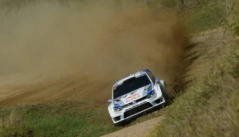 WRC: Ο Οζιέ απλά τρέχει...