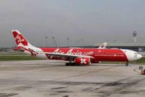 Outcry for a defiant message of an airline