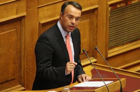 X. Σταϊκούρας: Σε τροχιά επιστροφής στις διεθνείς αγορές η Ελλάδα