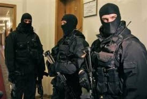 Ουκρανία: Διαδηλωτές κατέλαβαν τις υπηρεσίες ασφαλείας στο Λουχάνσκ