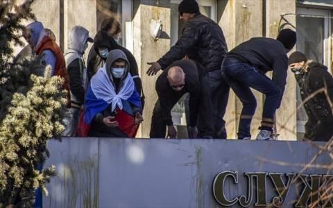 Ουκρανία: Έκτακτη σύσκεψη με τους επικεφαλής των υπηρεσιών ασφαλείας