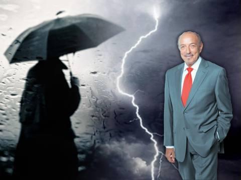 Βροχές και καταιγίδες – Εξασθενούν τα φαινόμενα από την Τρίτη