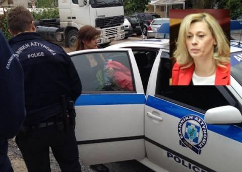 Συνελήφθη δημοσιογράφος μετά από μήνυση της Ραχήλ Μακρή (pics)