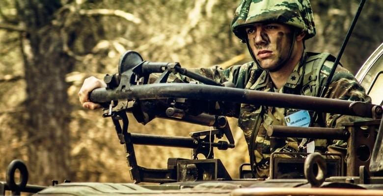 Επίδειξη δύναμης από τους πυροβολητές Θήβας–Έτρεχαν σαν δαιμονισμένοι