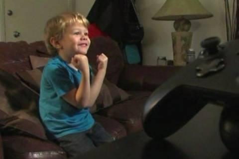 Πεντάχρονος χάκαρε το Xbox!