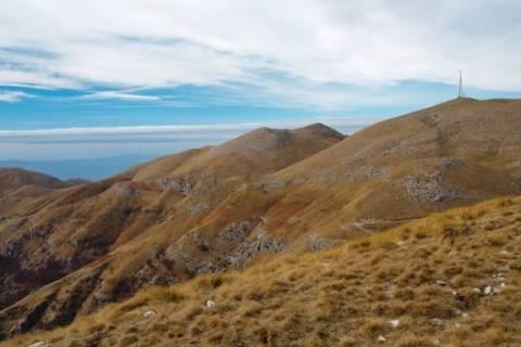 Σέρρες: Εφιαλτικές ώρες για έντεκα ορειβάτες που χάθηκαν στο Παγγαίο