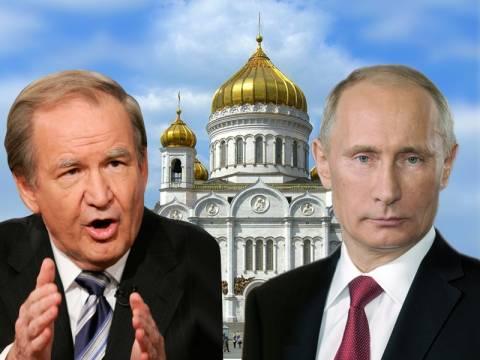Μπιουκάναν: Η Ρωσία είναι με την πλευρά του Θεού