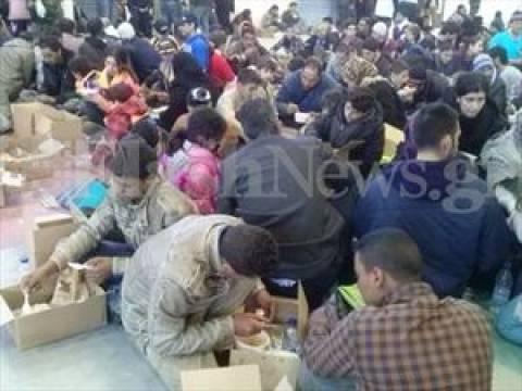 Χανιά: Στην Αθήνα για απέλαση οι ενήλικες Αιγύπτιοι μετανάστες