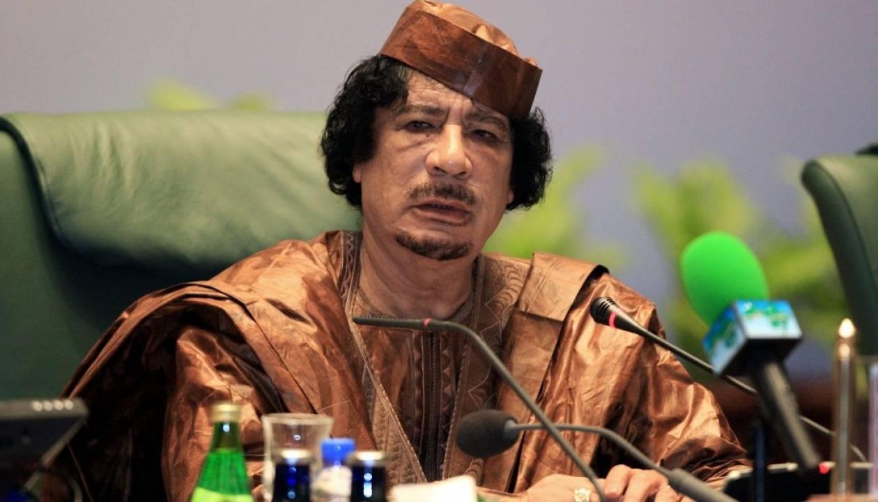Σοκαριστικές αποκαλύψεις για Καντάφι: Κρατούσε κεφάλια αντιπάλων του