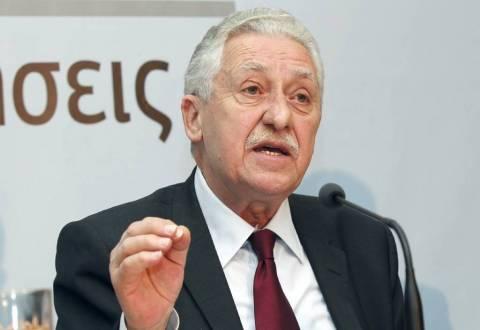 Κουβέλης: Δεν μπαίνω σε συγκυβέρνηση με Σαμαρά και Βενιζέλο