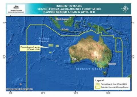 Malaysia: Two new signals were detected in the Indian Ocean
