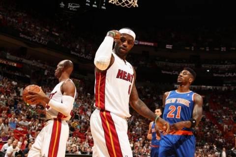 NBA: Τα καλύτερα της εβδομάδας (videos)