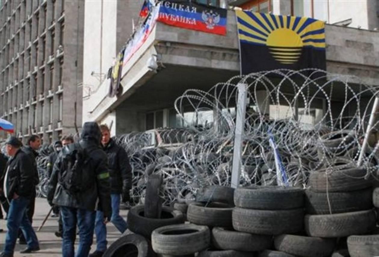 ΗΠΑ: Χιλιάδες Ρώσοι στρατιώτες στα ουκρανικά σύνορα