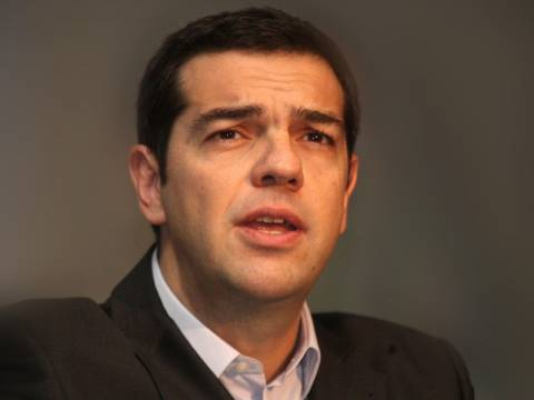 Τσίπρας: Τις εκλογές θα τις αποφασίσει η Μέρκελ, όχι ο Σαμαράς