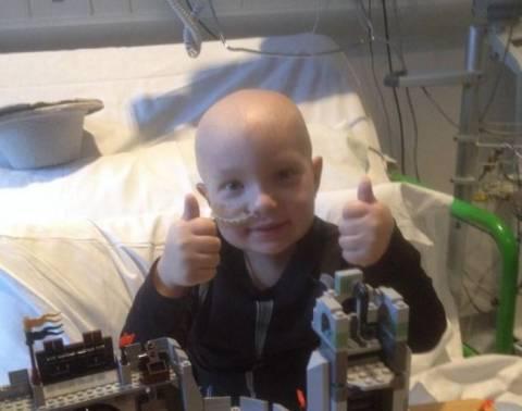 Βρετανία: 7χρονος νίκησε δύο φορές τον καρκίνο! (photos)
