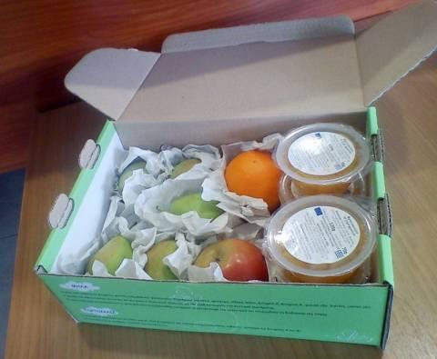 Διανομή δωρεάν φρούτων από τη Τρίτη και σε σχολεία της Αττικής