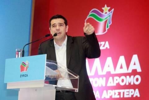 """Tsipras sees a """"Samaras Gate"""" in Greek politics"""