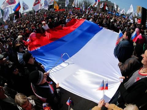 Ιδρύθηκαν οι «Λαϊκές Δημοκρατίες» Ντονιέτσκ και Χάρκοβου