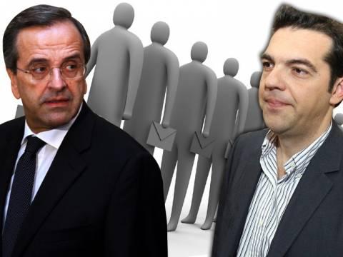 Νέα δημοσκόπηση: Προβάδισμα ΣΥΡΙΖΑ για ευρωεκλογές, ΝΔ για εθνικές